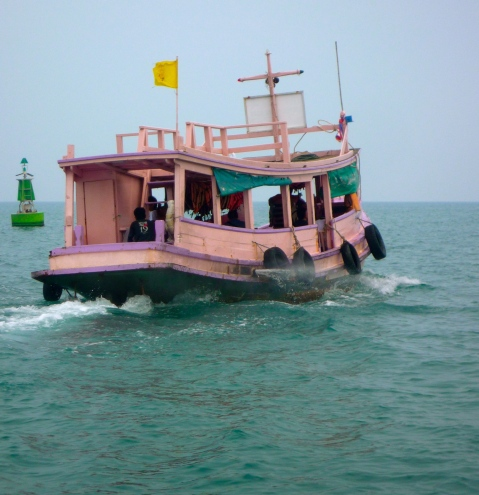 pinkboat