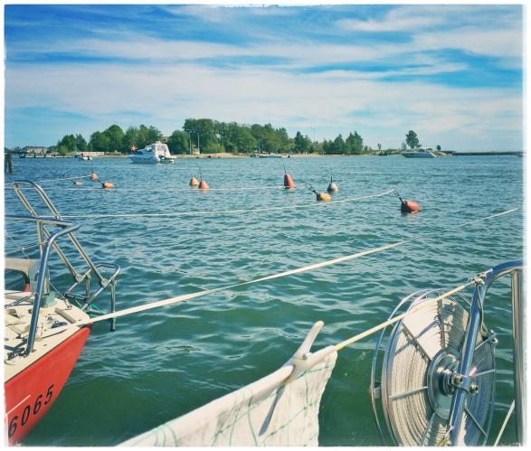 Helsinkiharbor